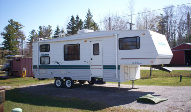 Campers Cove RV Park & Canoe Livery | Located on beautiful