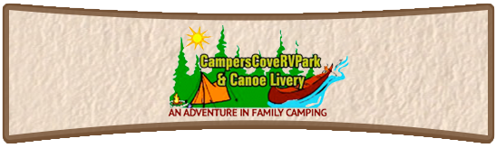 Campers Cove RV Park & Canoe Livery